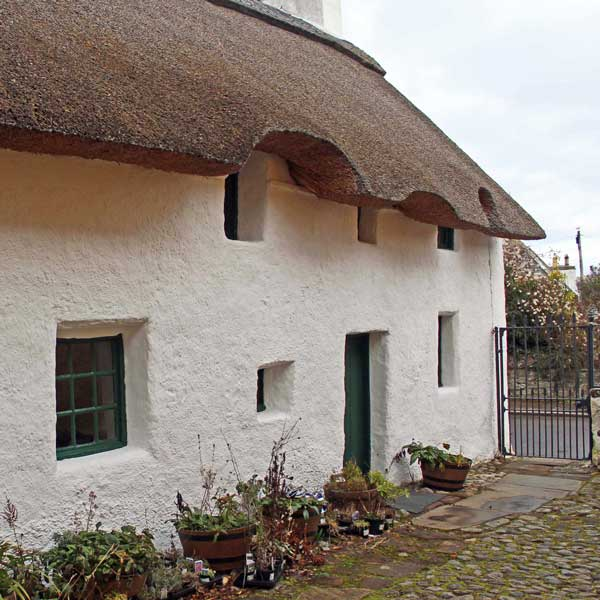 Hugh Millers Cottage, Cromarty