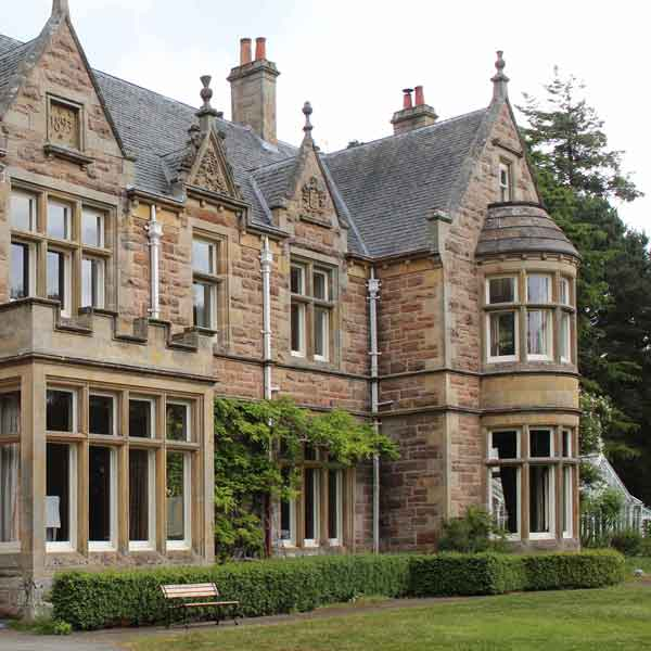 Newbold House, Forres