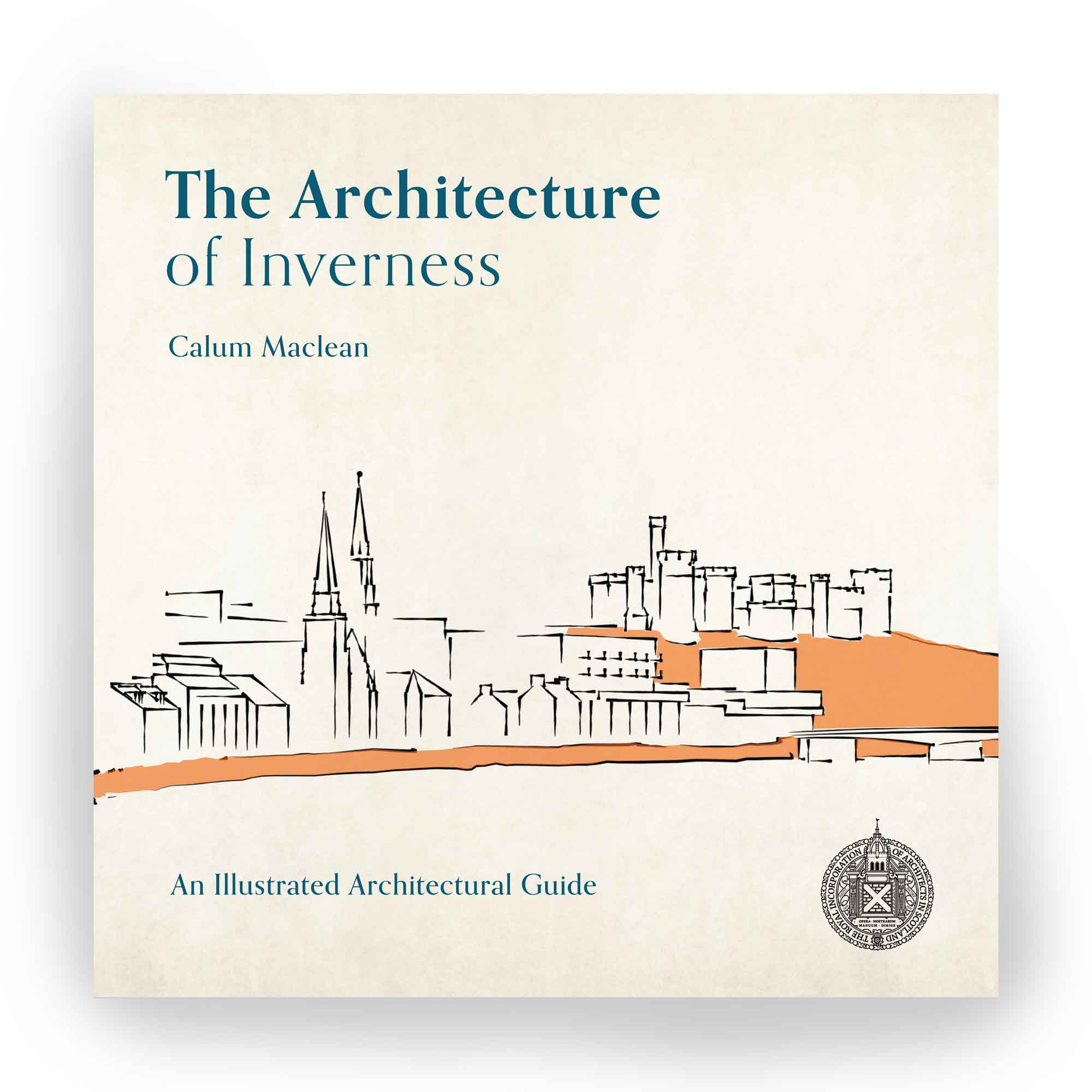The Architecture of Inverness Book Cover