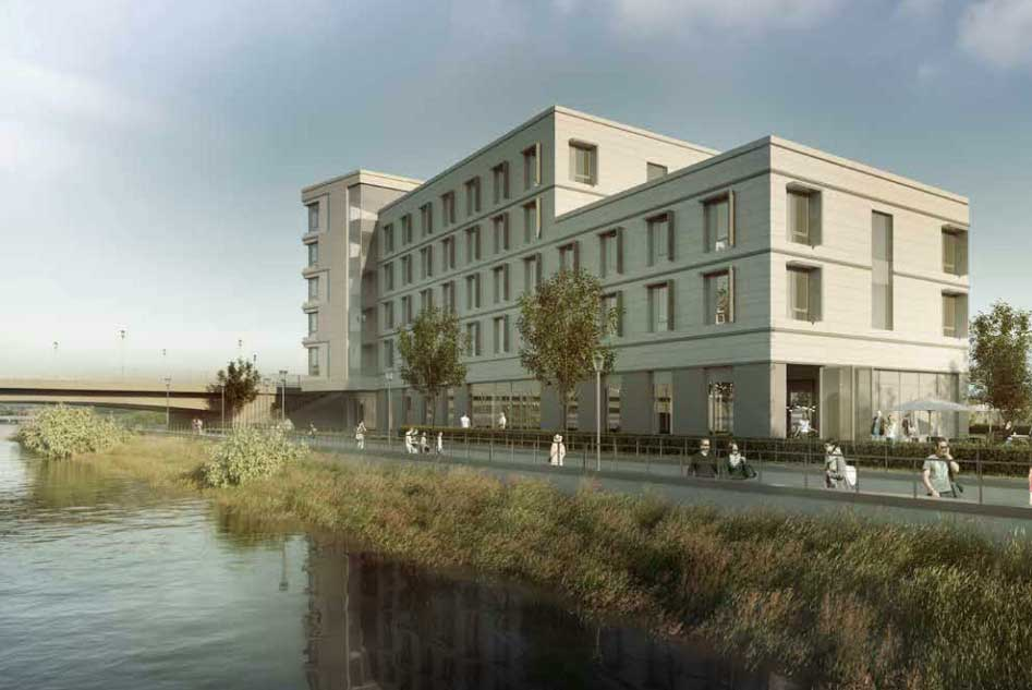 Proposed development on Inverness Riverside