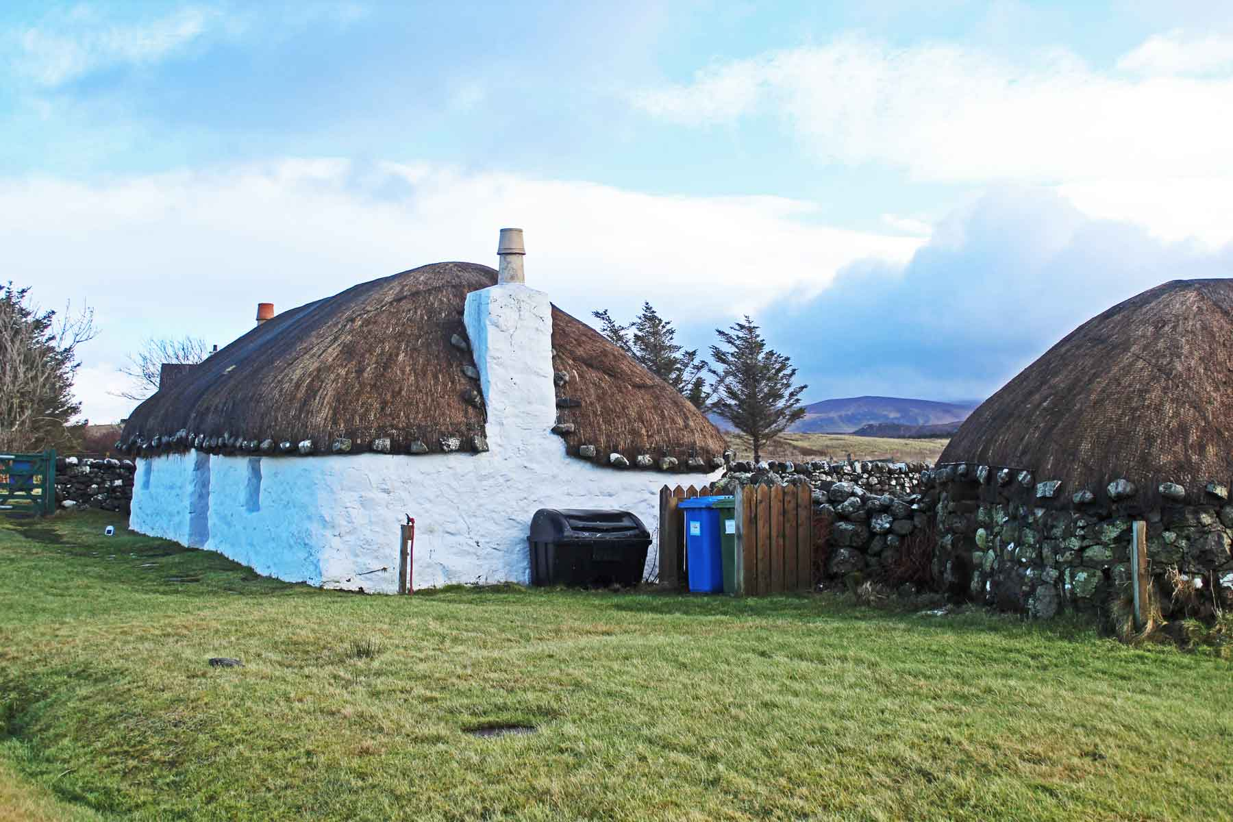 Beaton's Croft Skye MAAC Studio conservation accredited architects