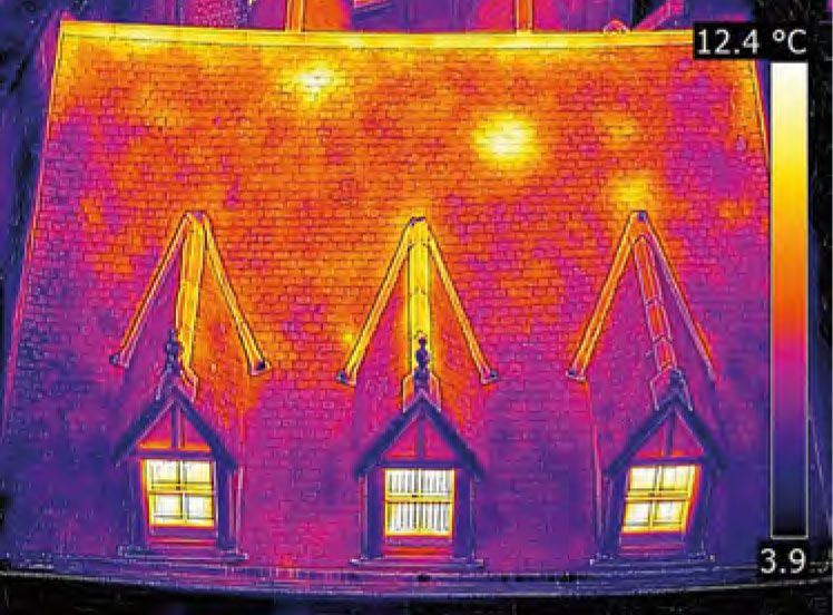 Thermographic Survey Inverness